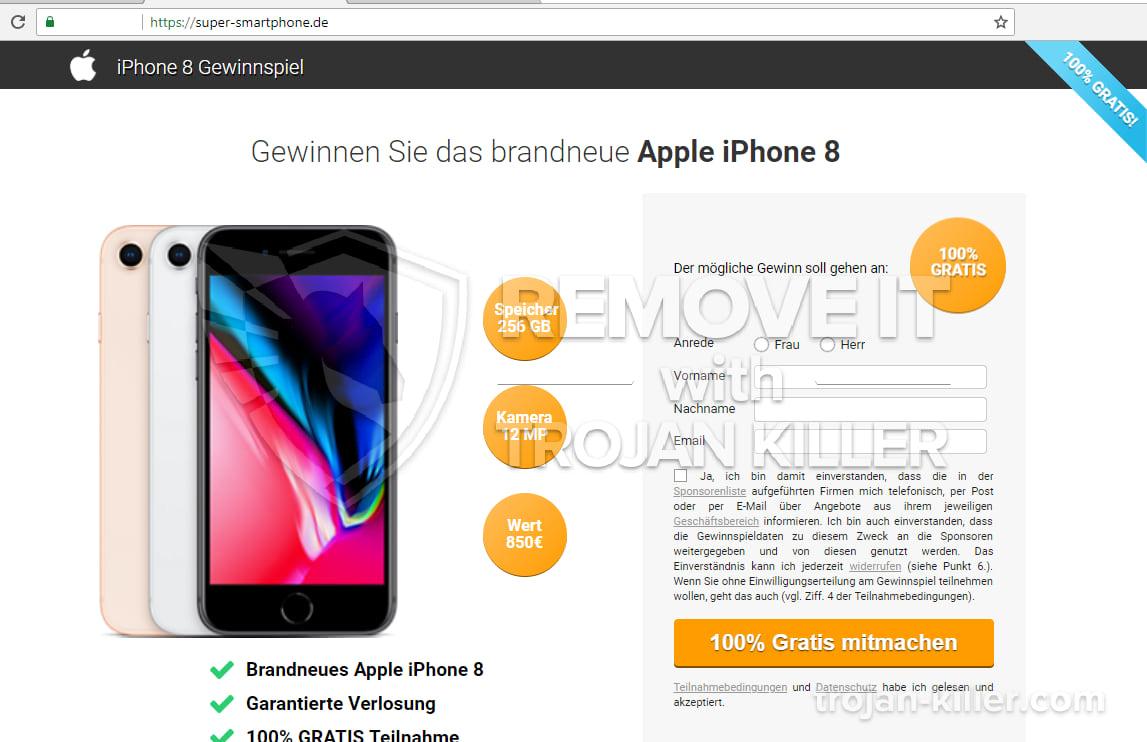 super-smartphone.de virus