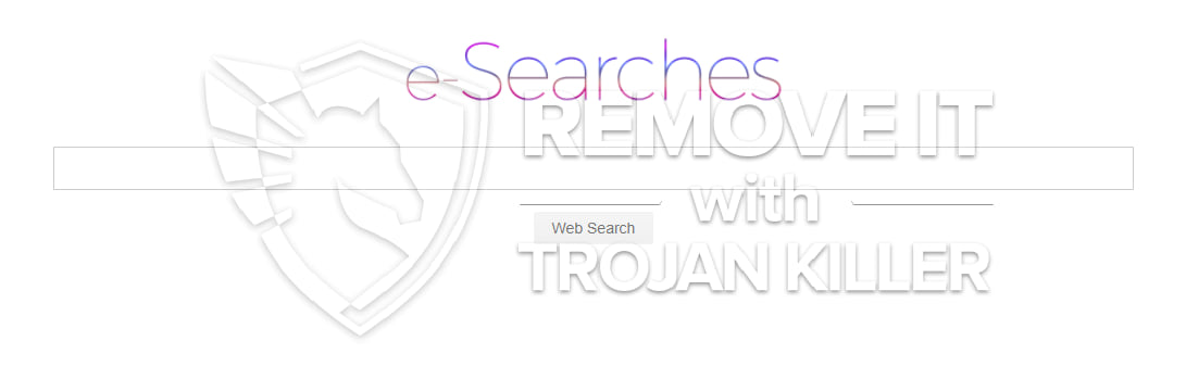 E-Searches.com virus