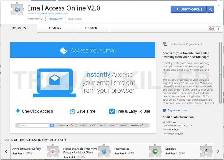 Email Access Online V2.0