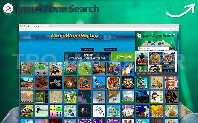GamesZone Search