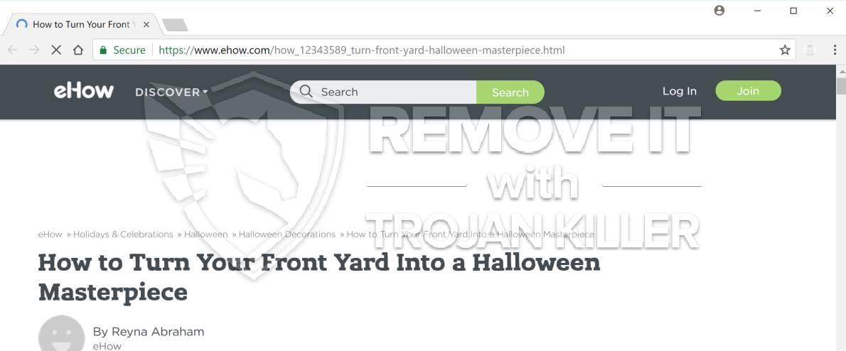 Halloween Masterpiece virus