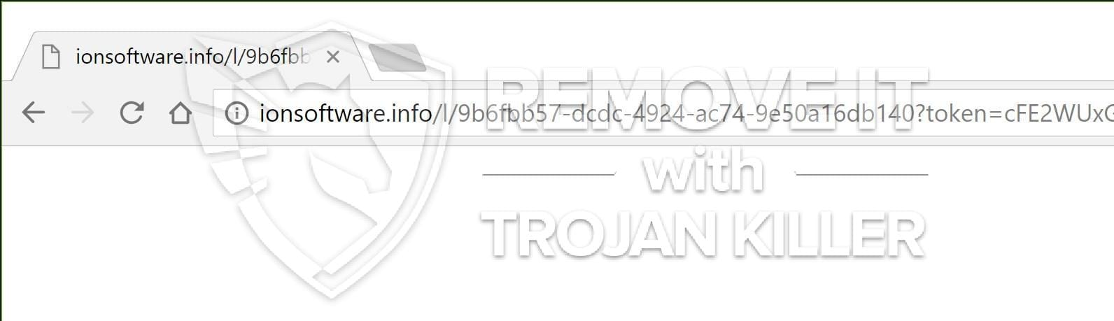 Ionsoftware.info virus
