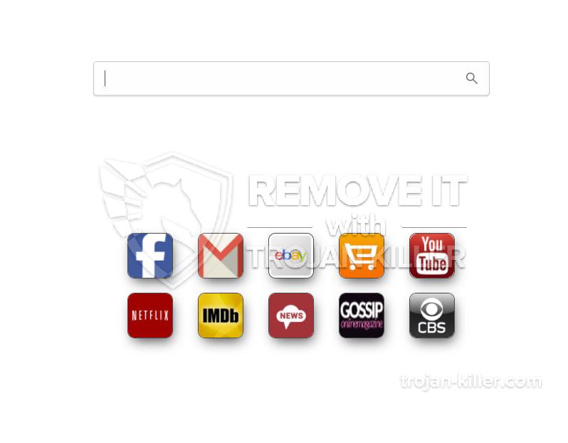 Newtab-tvsearch.com virus