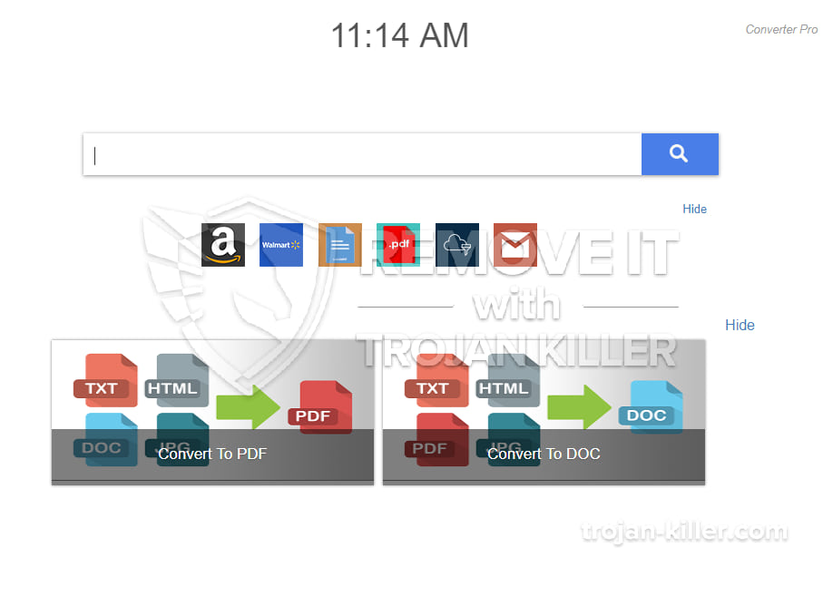 Search.searchcpro.com virus