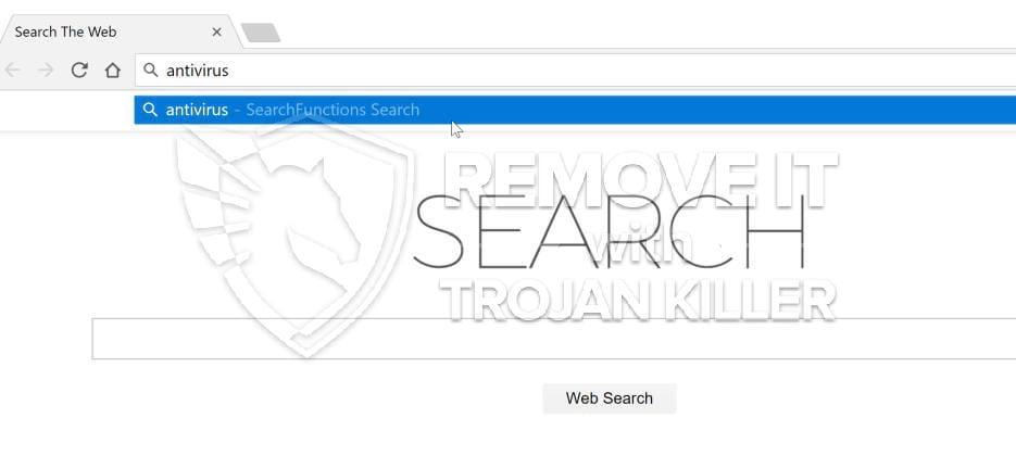 SearchFunctions virus
