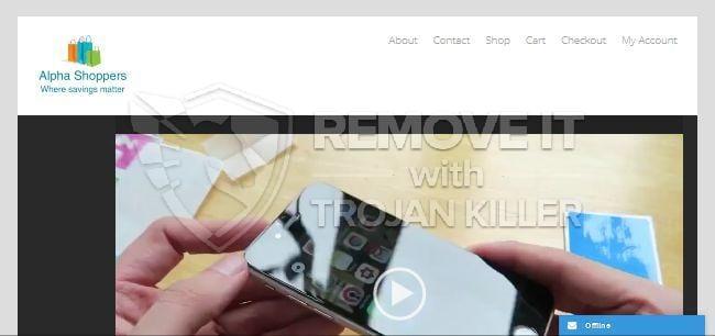 Alphashoppers.com