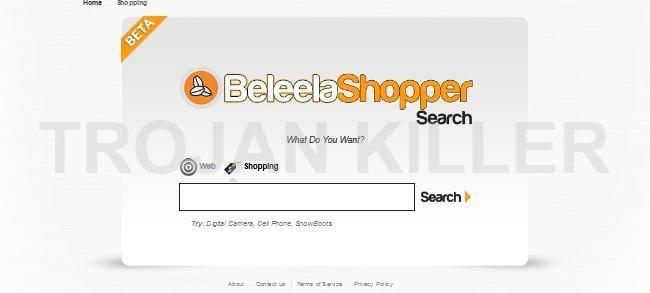 Beleelashoppersearch.com virus