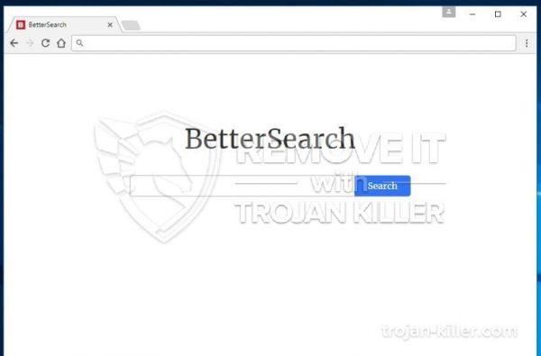 delete BetterSearch
