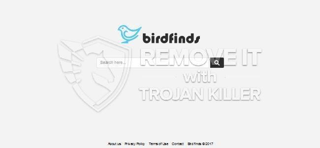BirdFinds.com virus