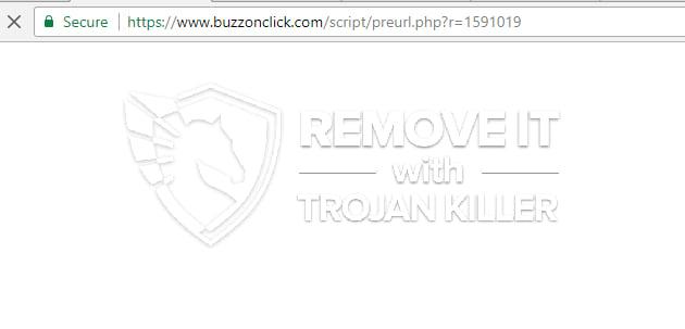 buzzonclick.com virus