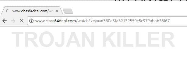 Class64deal.com virus