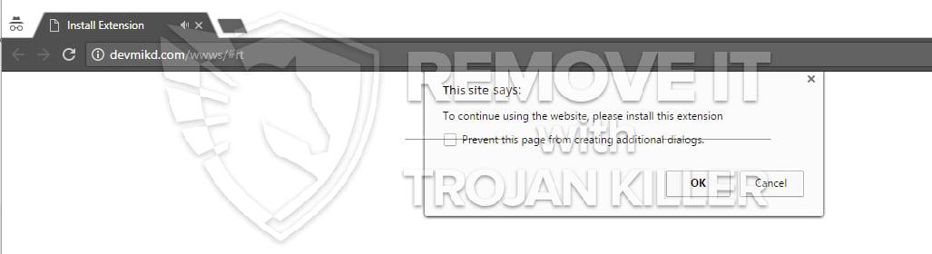 devmikd.com virus