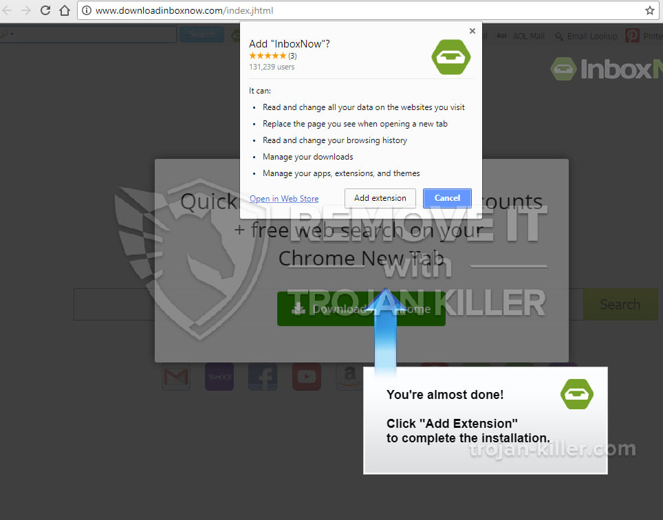downloadinboxnow.com virus