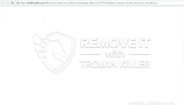 Trafficnado.com virus