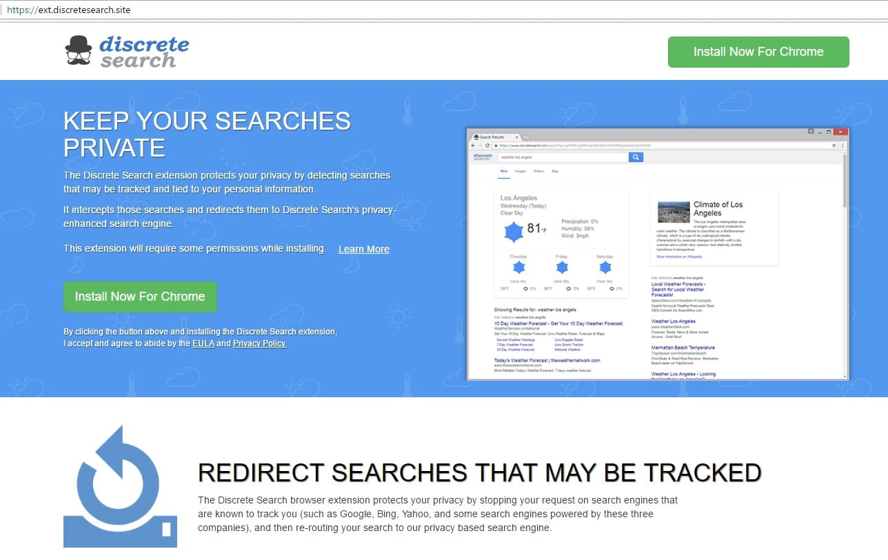 ext.discretesearch.site adware
