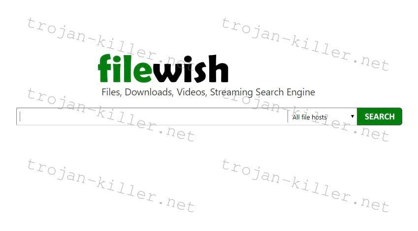 FileWish.com - nasıl kaldırılacağını