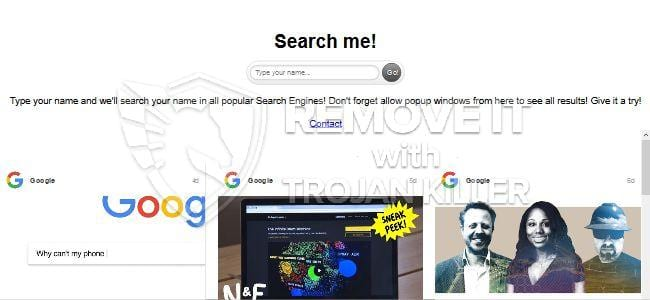 Googlesearch.me virus