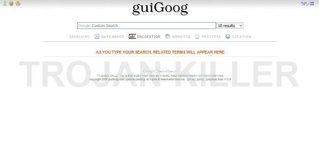 Guigoog.com virus