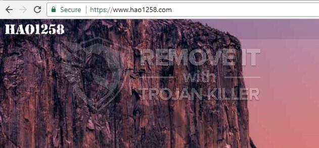Hao1258.com virus