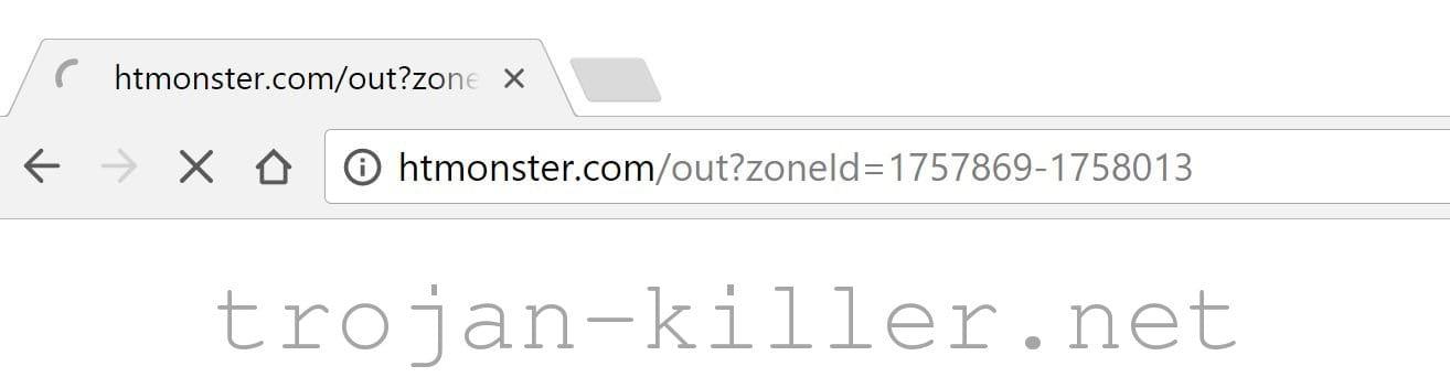 Htmonster.com - removal instruction