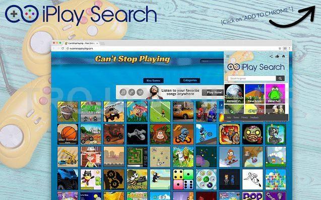 iPlay Search virus