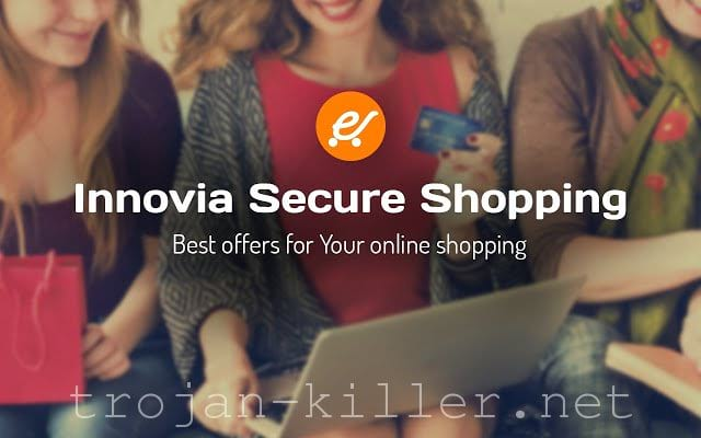 Innovia Secure Shopping - Get rid of it Innovia Secure Shopping - Sbarazzarsi di esso