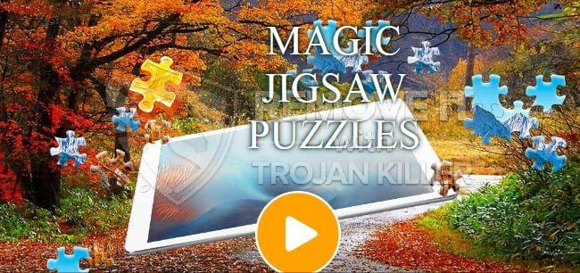 Magic Jigsaw Puzzle ads Removal