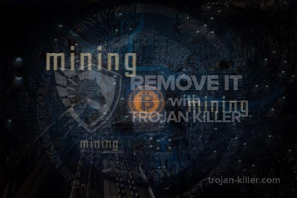 how to get rid of trojan bitcoin miner