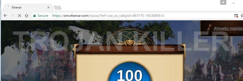OM.elvenar.com virus