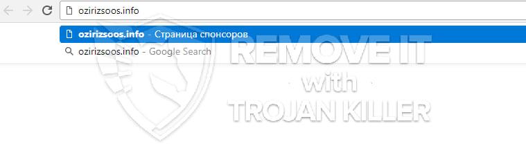 ozirizsoos.info virus