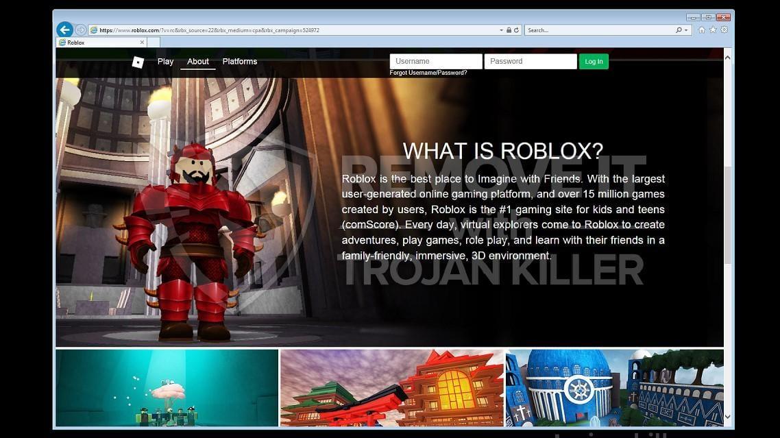 ROBLOX.com virus
