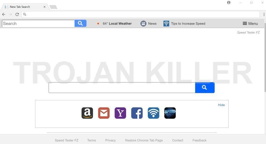 Search.searchfzlm.com virus