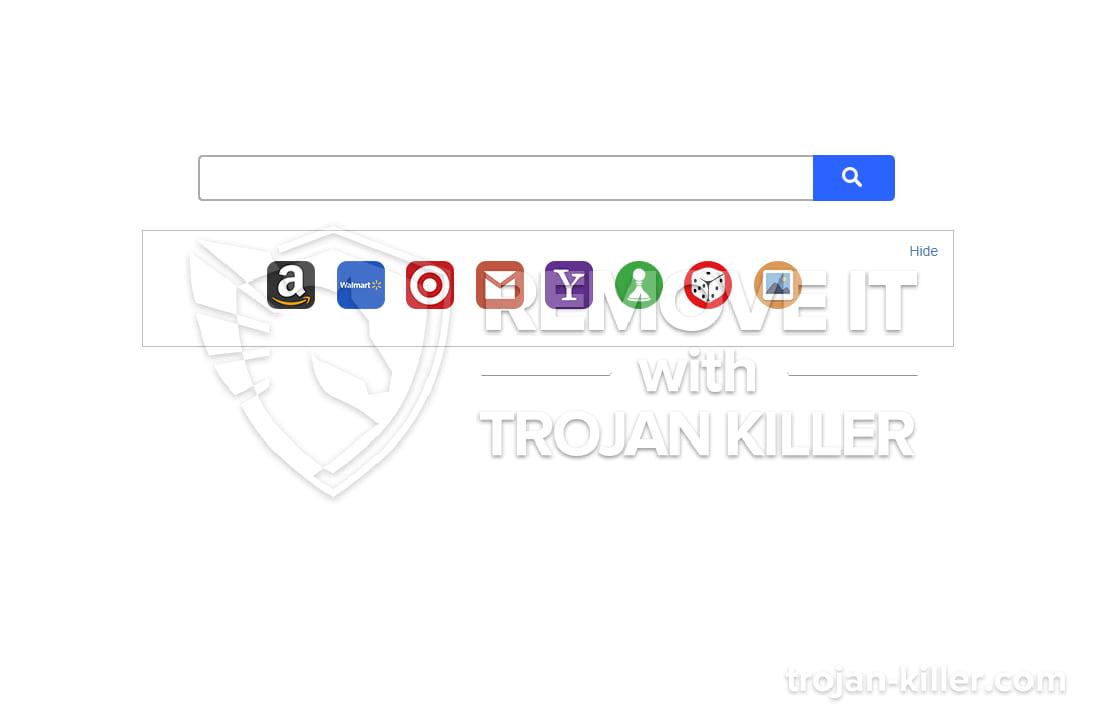 Search.searchptrack.com virus