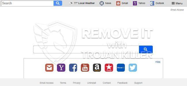 Search.searchemailo.com virus