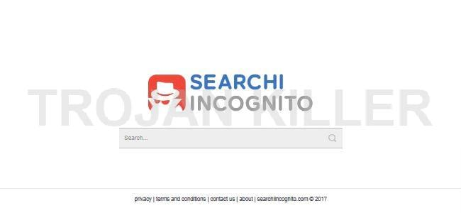 searchiincognito.com virus