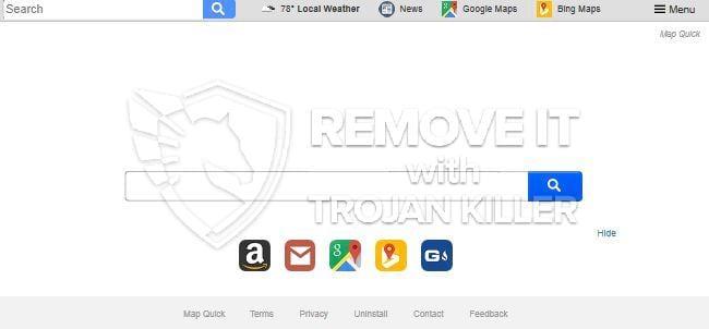 Search.searchmapq.com virus