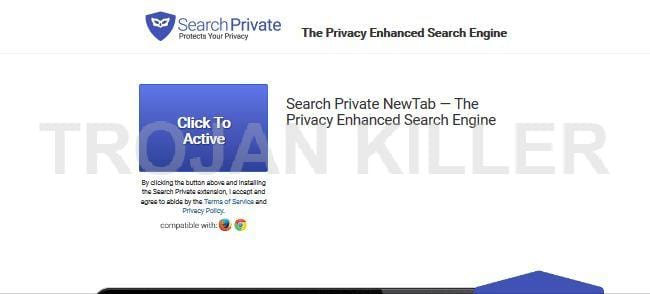 Search Private virus