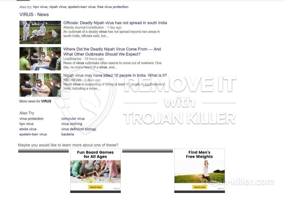 searchtmp.com virus