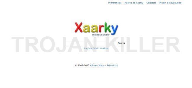 Xaarky virus