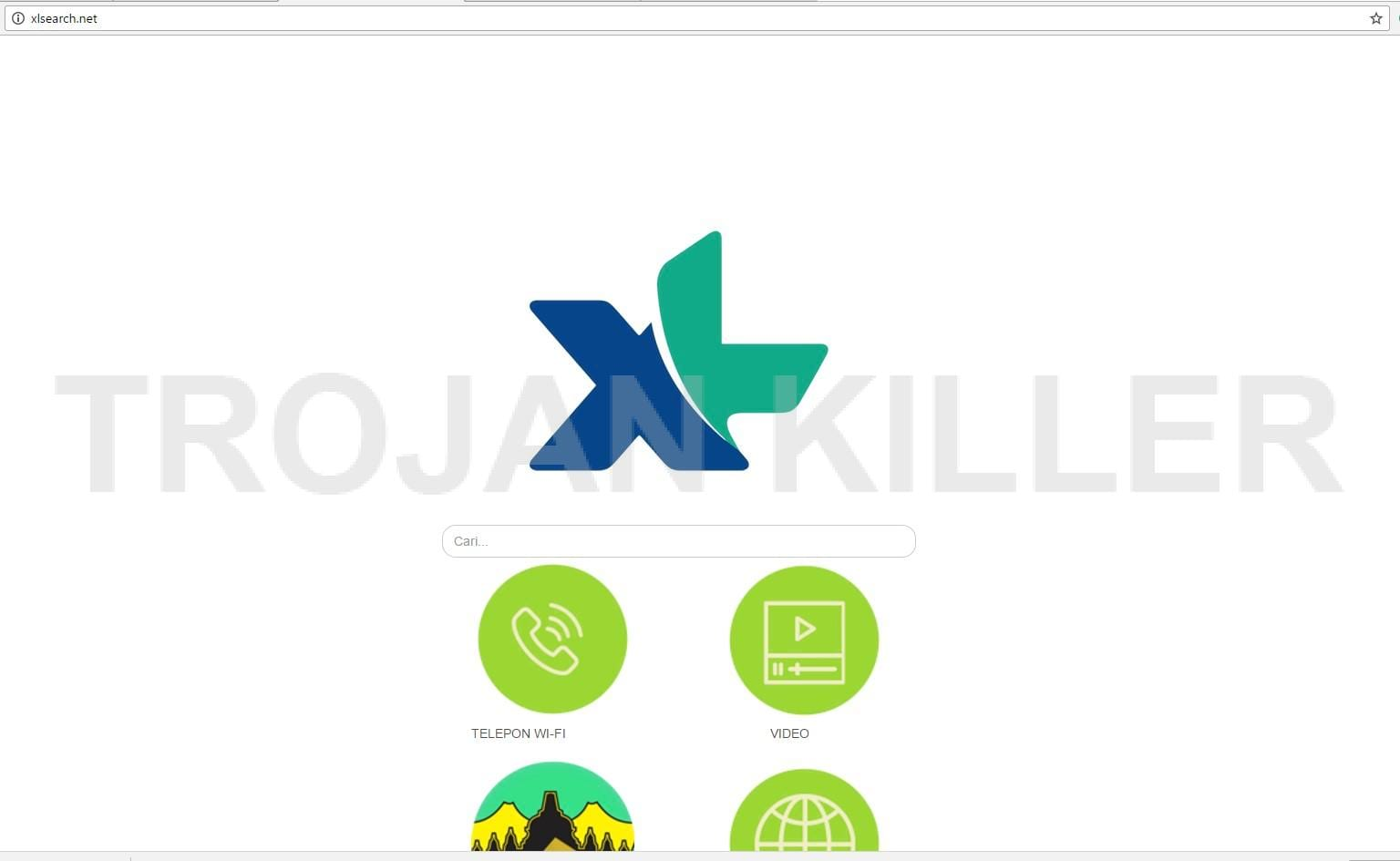 xlsearch.net virus